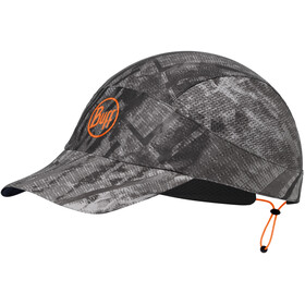Buff Pack Run Gorra, r-city jungle grey